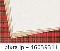 チェック チェック模様 模様のイラスト 46039311