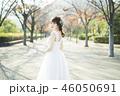 花嫁 新婦 ウェディングの写真 46050691