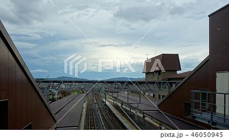 日本 京都 嵯峨嵐山駅 Japan Kyoto Saga Arashiyama Station 46050945