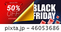Black Friday Sale. Special offer 50 percent off 46053686