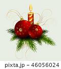 クリスマス デコレーション 装飾のイラスト 46056024