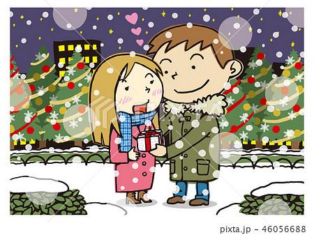 ホワイトクリスマス 46056688