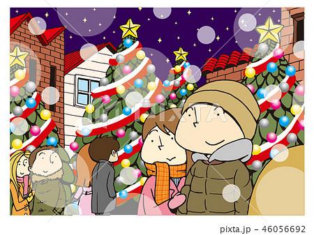 クリスマスイベント 46056692
