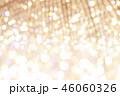 金色のキラキラ輝き抽象背景素材 46060326