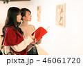 女性 ギャラリー 美術館の写真 46061720