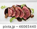 Homemade Beef Steak rare 46065440
