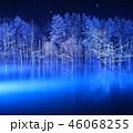 青い池ライトアップ 46068255