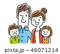 4人家族 46071214