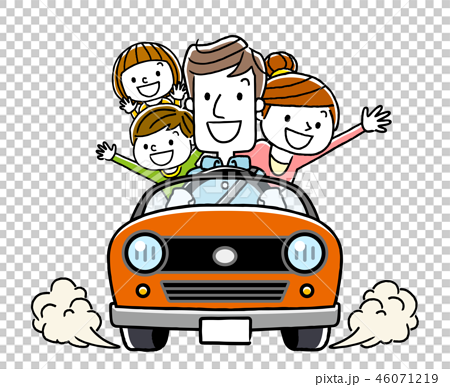 Drive with family 46071219