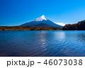 富士山 精進湖 秋の写真 46073038