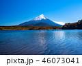 富士山 精進湖 秋の写真 46073041