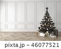 クリスマス ギフト プレゼントのイラスト 46077521