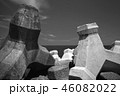Breakwater blocks made of concrete  46082022