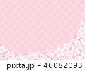 桜 春 花のイラスト 46082093