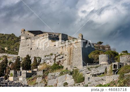 The Doria Castle in Porto Venere - Liguria Italy 46083718