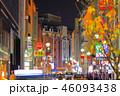 都会 都市 秋の写真 46093438