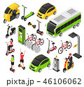 Eco Transport Isometric Set 46106062