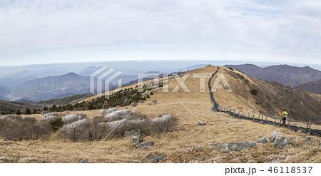 小白山 国立公園 丹陽郡の写真素材 [46118537] - PIXTA