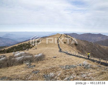 小白山 国立公園 丹陽郡の写真素材 [46118538] - PIXTA