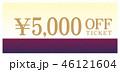 金券 46121604