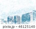東京 風景 都会のイラスト 46125140