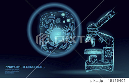 Microscope artificial cell synthesis animal human designer cell biochemistry. Engineering GMO 46126405