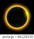ビーム 光 輝くのイラスト 46128230