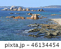 海岸 日本海 風景の写真 46134454