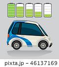 エレクトリック 車 自動車のイラスト 46137169