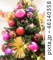 クリスマスツリー クリスマス ツリーの写真 46140358