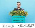 チューリップ チューリップ お花の写真 46141587