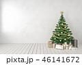 クリスマス 装飾 飾りのイラスト 46141672