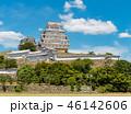 姫路城 城 天守閣の写真 46142606