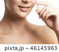 女性 ピル 錠剤の写真 46145963