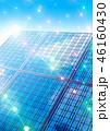 太陽光発電 ソーラーパネル ソーラー発電のイラスト 46160430