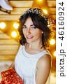 くま クリスマス ドレスの写真 46160924