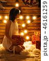 クリスマス ドレス 女性の写真 46161259
