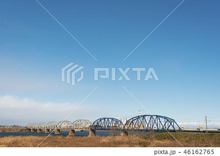 橋 鉄橋 橋梁 46162765
