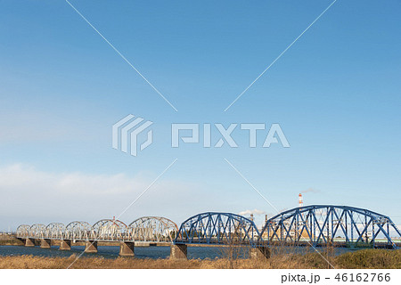 橋 鉄橋 橋梁 46162766