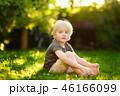少年 子供 子の写真 46166099