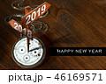 2019 謹賀新年 正月のイラスト 46169571