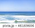 海 風景 自然の写真 46169606