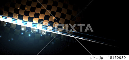 Racing speed background vector abstraction in car 46170080