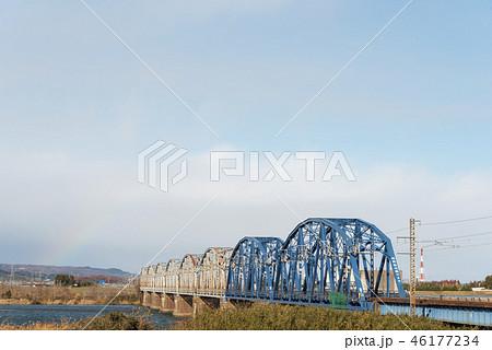 橋 鉄橋 橋梁 46177234