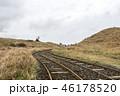 景色 鉄道 線路の写真 46178520