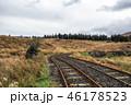 景色 鉄道 線路の写真 46178523