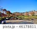 池 遊び場 サイクリングの写真 46178811