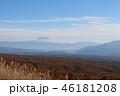 富士山 山 晴れの写真 46181208
