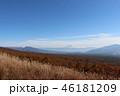 富士山 山 晴れの写真 46181209