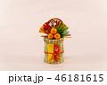 お正月の草束招福飾り 46181615